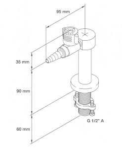 Single LPG Standout  (BROEN- DENMARK)