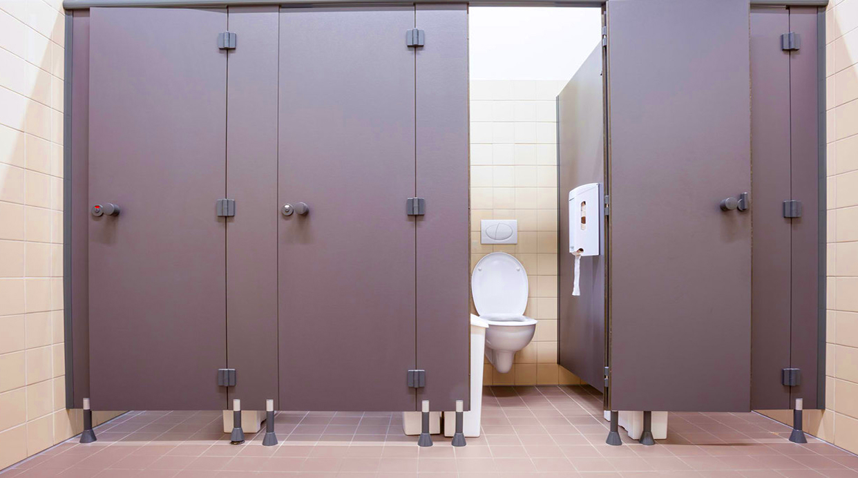 Toilet Cubicles Midlab